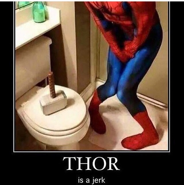 Thor-is-a-jerk